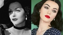 THE HEDY BEAT Inspired Make up Look by Hedy Lamarr