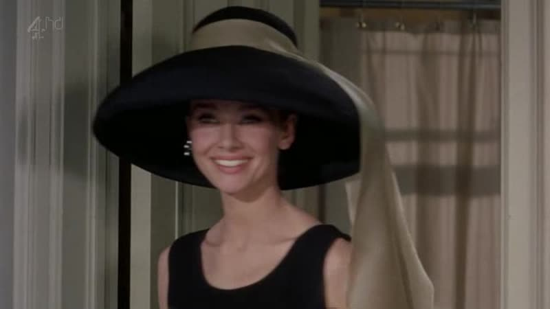 You Make Me Smile Breakfast at Tiffany's 1961 DD