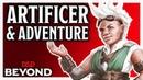 New Artificer Adventures of Eberron Rising from the Last War D D Beyond