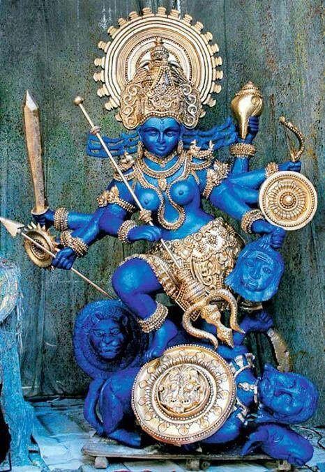 Дурга, изображение №4