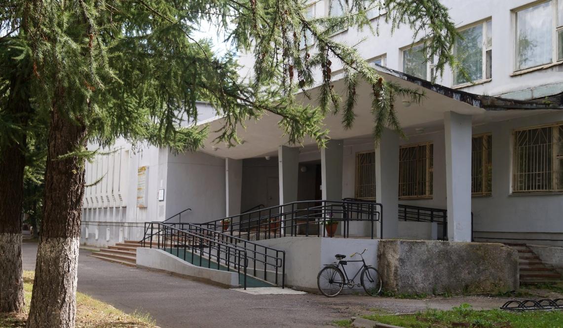 Ярославская областная библиотека им. Н.А. Некрасова