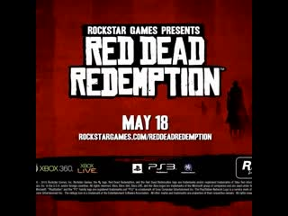 Today is the 10th Anniversary of Red Dead Redemption