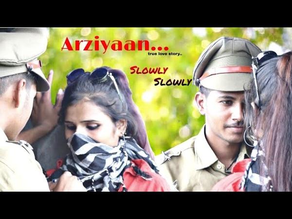 Slowly Slowly | Guru Randhawa | Teri Nazro ne Kuch aisa jado kiya |Hamari Adhuri kahani |love story
