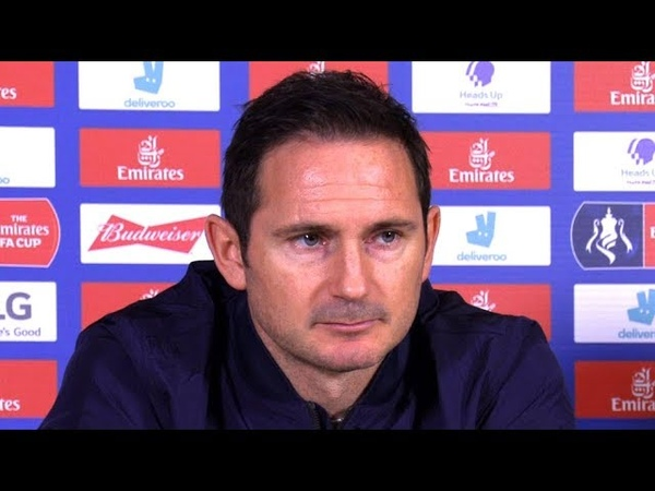 Frank Lampard FULL Pre Match Press Conference Hull v Chelsea FA Cup Fourth Round