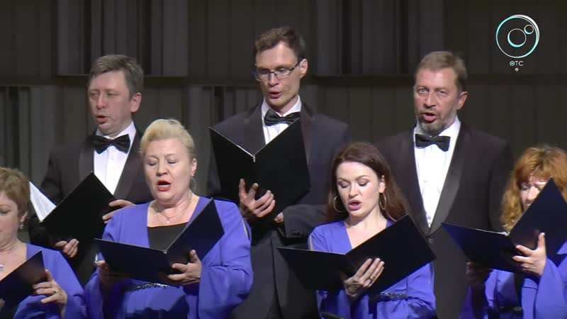 День славянской письменности. Новосибирская хоровая капелла ОТС-2019-05-26