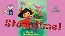 DORA'S CHRISTMAS Aloud ~ Christmas Stroy ~ Christmas Books for Kids