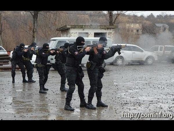 Всегда на передовой Отряд милиции специального назначения отмечает профессиональный праздник