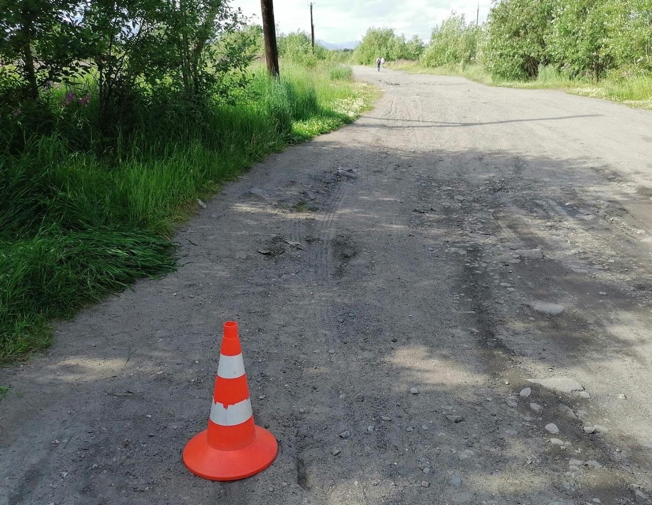 Сотрудники Госавтоинспекции города Мончегорска обращаются к очевидцам происшествия