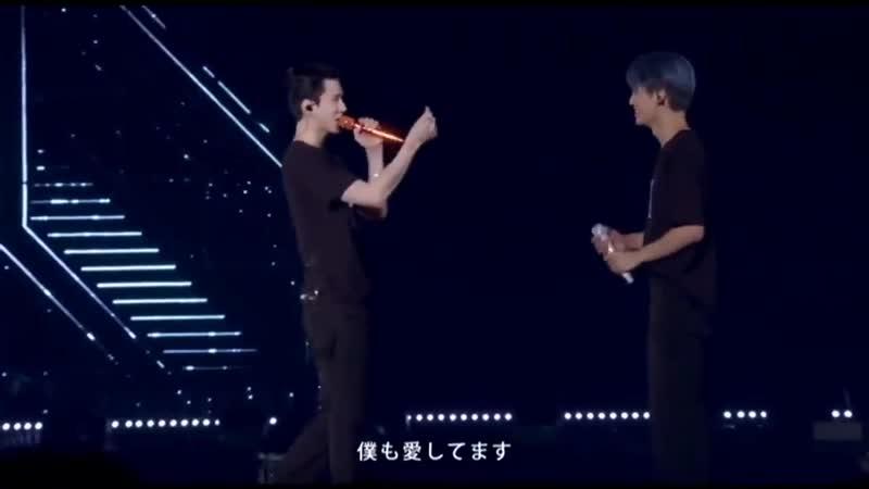 Kai ✘ exo dvd japan
