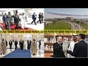 The King Of North Putin Gets ROYAL Welcome In The United Arab Emirates By The Crown Prince