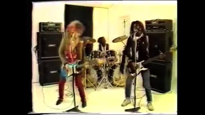 STAR - Bernie Torme Electric Gypsies Original Promo 1982
