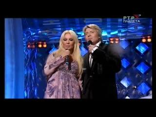 Николай Басков и Таисия Повалий - Снегом Белым