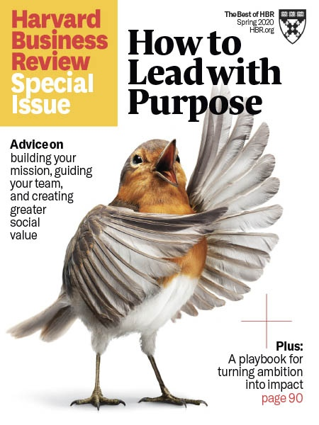 Harvard Business Review OnPoint Spring 2020