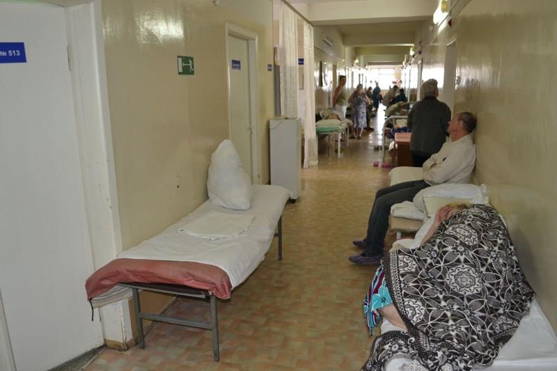 государственные vs частные больницы