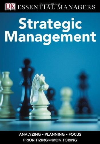 Kevan Williams] Strategic Management