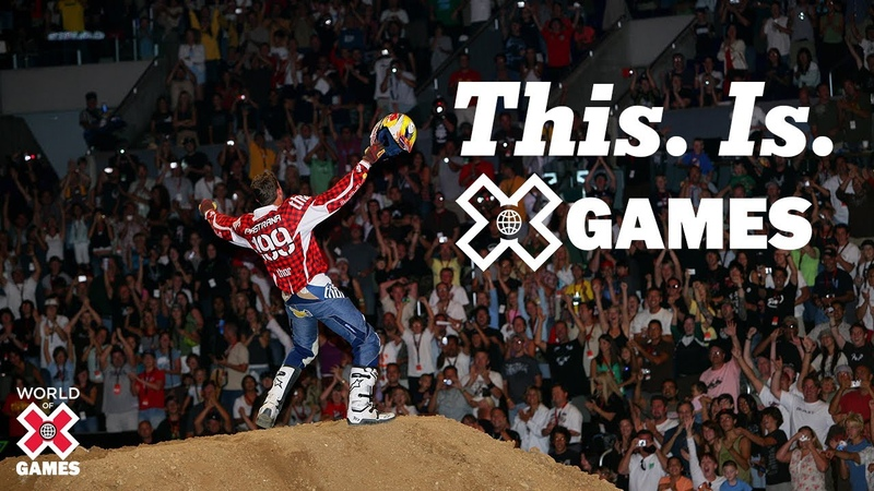 This. Is. X Games | Official YouTube Trailer