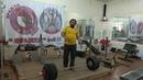 Məşq № 59 Rekord 220 kilonu yerdən qaldırdım Əla nəticədi 01 05 2019 Ateks Motivator