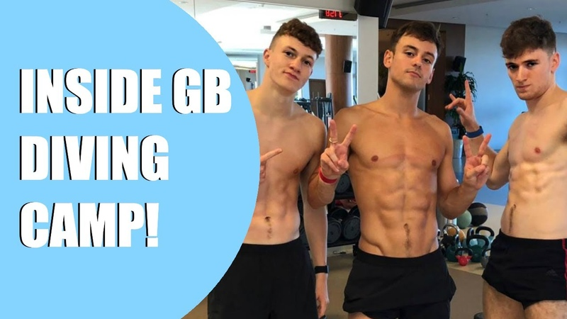 INSIDE GB DIVING CAMP! | Turkey Pt. 1 I Tom Daley