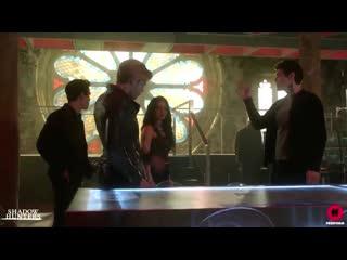 Part 1 of the Shadowhunters Season 3B Bloopers!