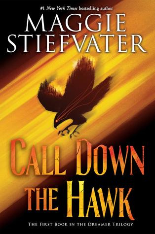 Maggie Stiefvater - [The Dreamer Trilogy 01] - Call Down the Hawk (UK) (epub)