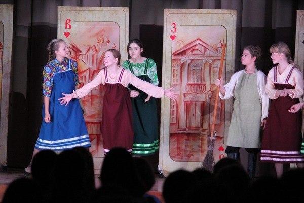 Театральная студия школы в Выхине-Жулебине стала призером всероссийского фестиваля