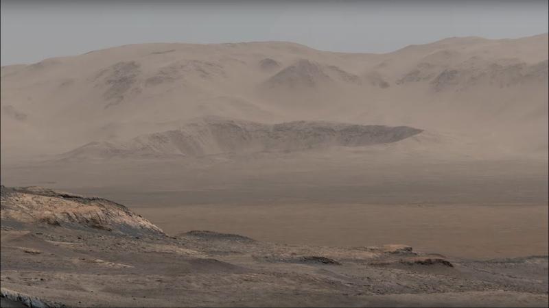 Curiosity Mars Rover Snaps 1 8 Billion Pixel Panorama narrated video
