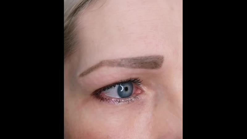 Реконструкция бровей NATUREL BROWS AArefeva