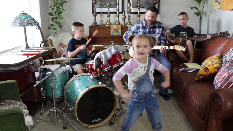 Colt Clark and the Quarantine Kids play Old Time Rock n Roll