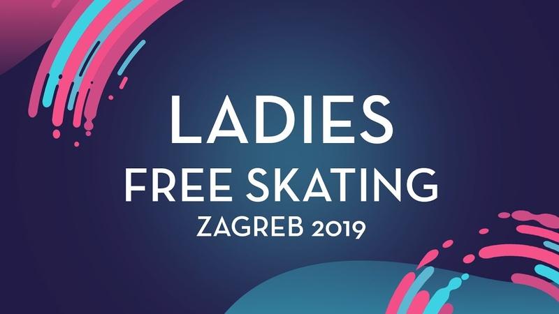 Olga Mikutina AUT Ladies Free Skating Zagreb 2019