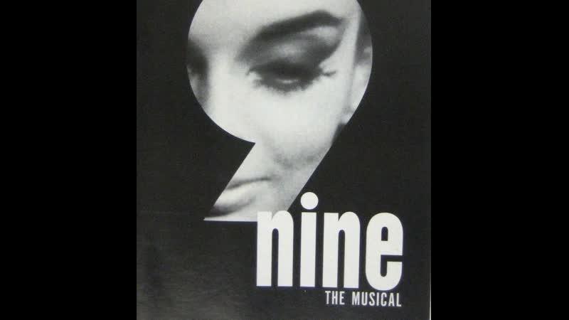 Nine Broadway 2003 Антонио Бандерас Чита Ривейра легендарная бродвейская актриса