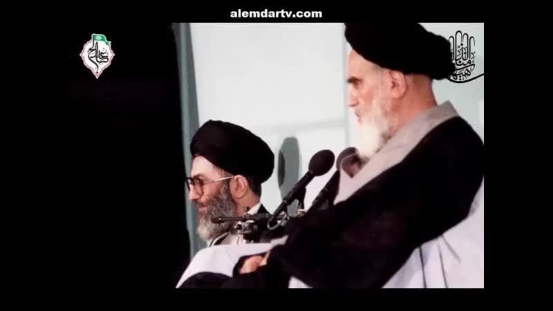 İmam Ruhullah Humeyni'yi ra Rahmet Minnet ve Özlemle Anıyoruz…