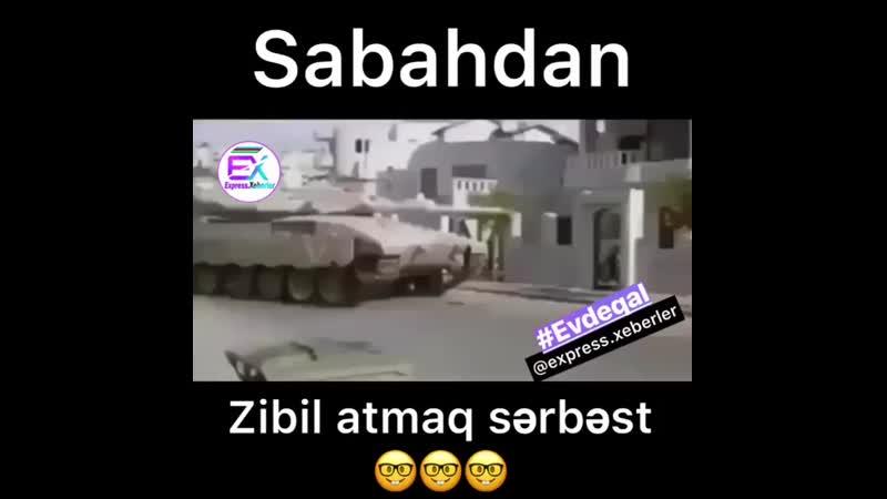 Express Xəbərlər TV on Instagram Zibil atmaq MP4 mp4