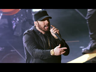 """Eminem's unexpected performance """"lose yourself"""" at oscar's 2020 (full hq live)"""