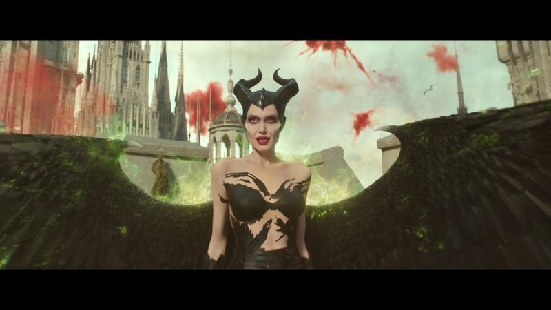 Angelina Jolie's Ralph And Russo Maleficent Costume | British Vogue