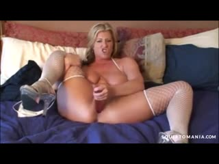 HOTTEST MATURE MOM JOI Dirty Talk and SQUIRTING [ #Amateur #BBW #BigButt #BigTits #Blonde #DildosToys #European  ]