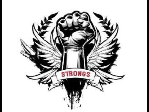Забыл надеть хирку хД или Strongs vs The1 13/10/2019
