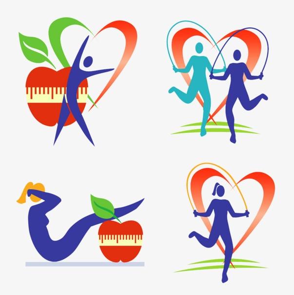 Векторные картинки о здоровом образе жизни каждом