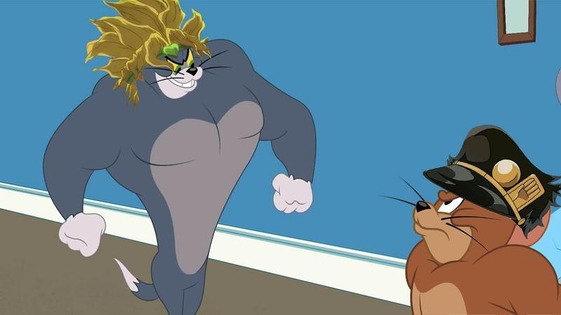 Jojo Tom Brando Vs Jerry Kujo - JoJo 2019 - Awaken My Master - Pillar Men