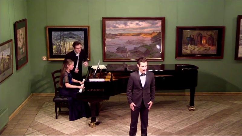 Ария Ленского Исполняет Валерий Макаров