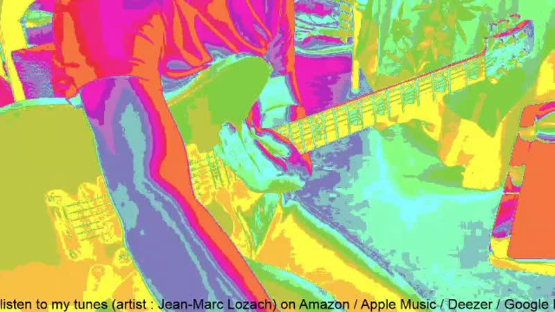 Jean Marc Lozach live