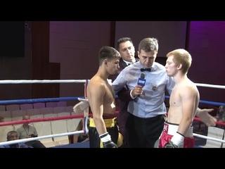 Александр Девятов VS Андрей Ковалев