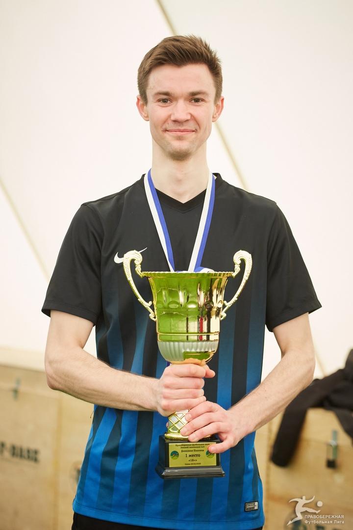 Андрей Мифодьев (18+) - чемпион дивизион Плахоты.