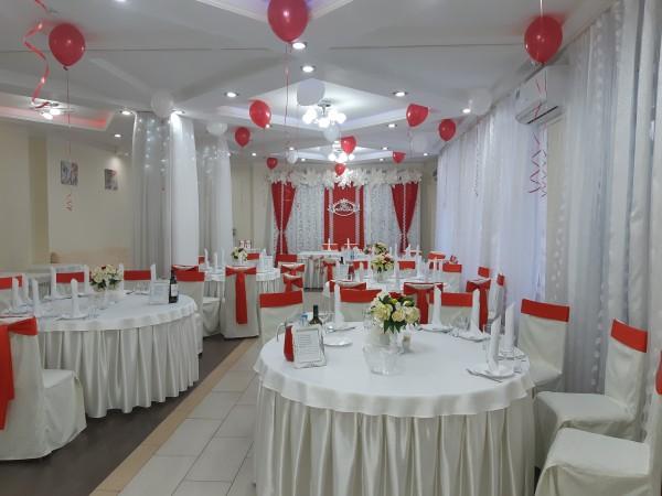 Красивые залы свадьбы в Новосибирске