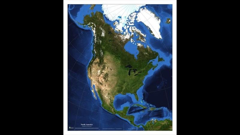 С точки зрения науки Рождение Северной Америки Документальные фильмы National Ge