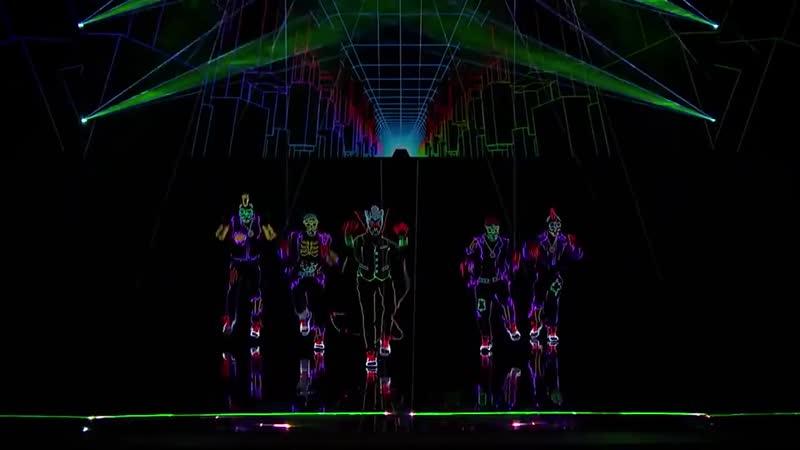 Light Balance FINALIST ALL Performances Americas Got Talent 2017