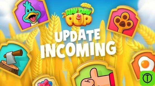 Исправления/Обновления:  Максимальный уровень фермы переместился с 15