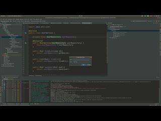 Создание CRUD приложения с использованием Spring Boot