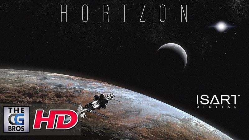 CGI 3D Animated Short Horizon 2019 by ISART DIGITAL TheCGBros