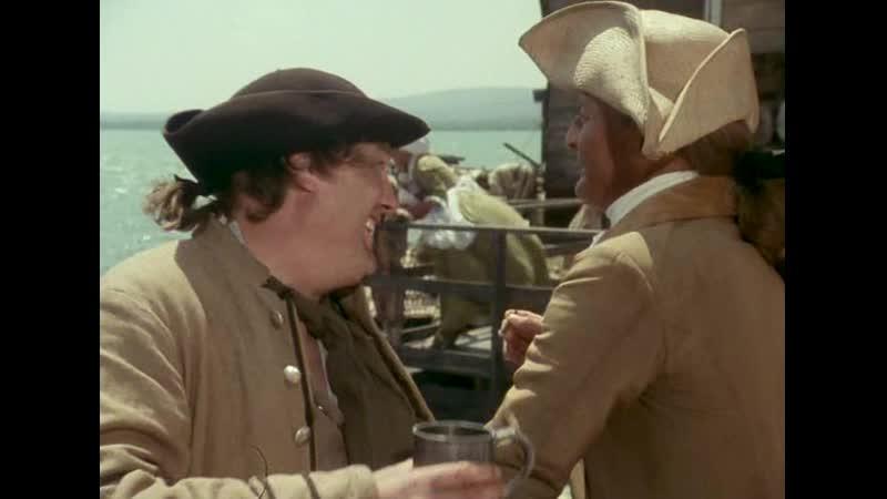 Возвращение на остров сокровищ John Silver's Return to Treasure Island 1986 5 я серия