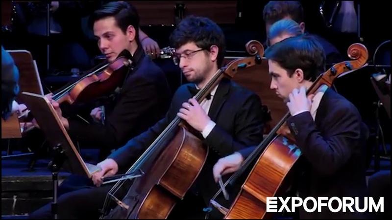 EF_music Вальс из к/c «Петербургские тайны»исполняет Симфонический оркестр «Таврический»